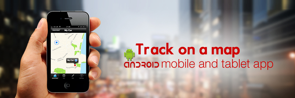 Tracking on Android